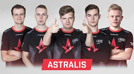 Astralis CS: GO