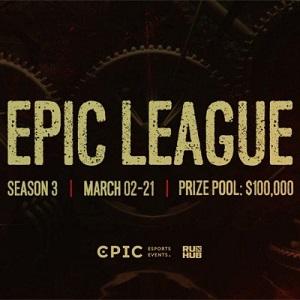 Чемпионат EPIC League Season 3 Division 2 по Dota 2