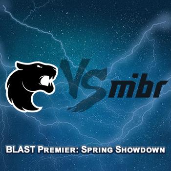 Прогноз на игру FURIA Esports — MIBR 14 апреля 2021