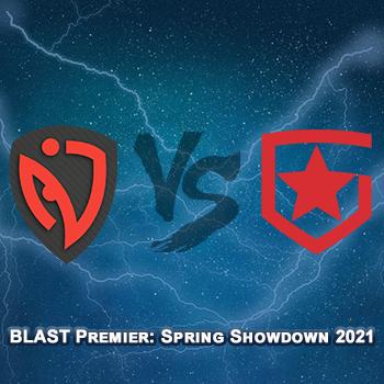 Прогноз на игру NASR eSports — Gambit 14 апреля 2021
