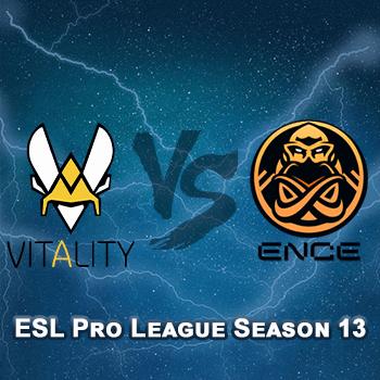 Прогноз на игру Team Vitality – ENCE 17 марта 2021