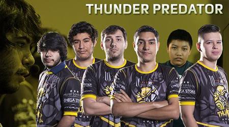 Thunder Predator Dota 2
