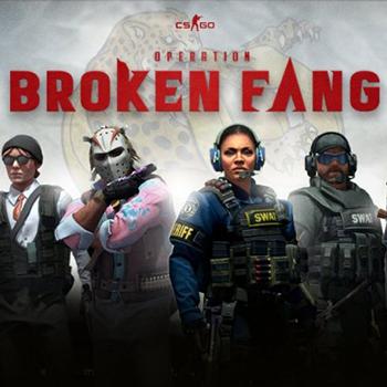 Операция Broken Fang – обновление CS:GO