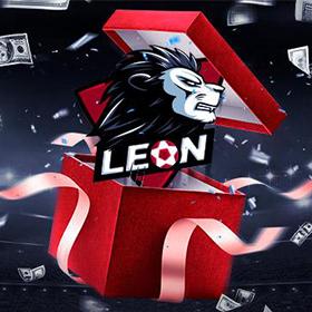 Бонусы Leon