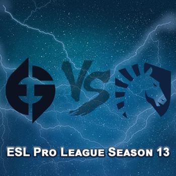 Прогноз на игру EG — Team Liquid 28 марта 2021