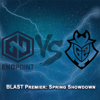 Прогноз на игру EndPoint — G2 13 апреля 2021