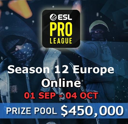 NAVI встретятся с Complexity Gaming в плей‑офф ESL Pro League Season 12