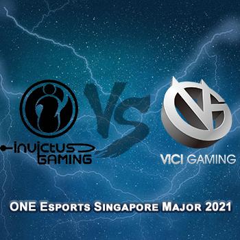 Прогноз на игру Invictus Gaming — Vici Gaming 31 марта 2021