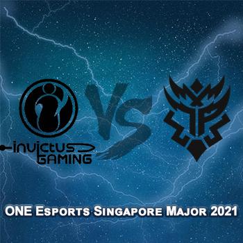 Прогноз на игру IG — Thunder 3 апреля 2021