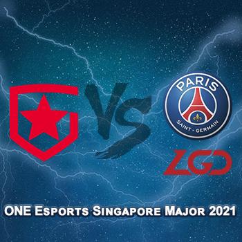 Прогноз на игру AS Monaco Gambit — PSG.LGD 28 марта 2021