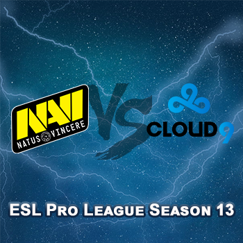 Прогноз на игру Natus Vincere — Cloud9 19 марта 2021