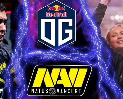 Natus Vincere и OG встретятся в матче на вылет из OGA Dota PIT Season 3