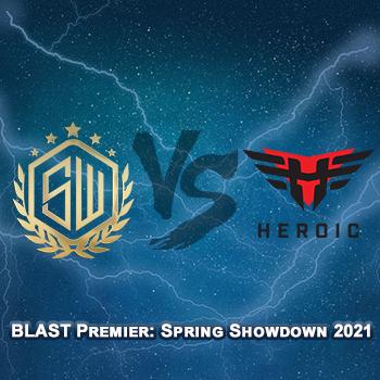 Прогноз на игру sAw — Heroic 15 апреля 2021
