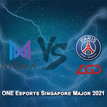 Прогноз на игру Team Nigma — PSG.LGD 27 марта 2021