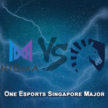 Прогноз на игру Team Nigma — Team Liquid 27 марта 2021