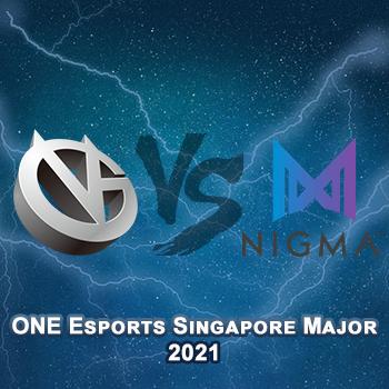 Прогноз на игру VG — Nigma 28 марта 2021